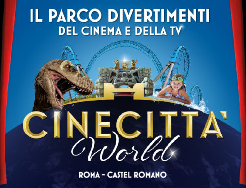 Ponti e feste a Cinecittà World!